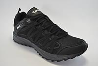 Мужские кроссовки Hi-Tec из сетки, на резиновой подошве