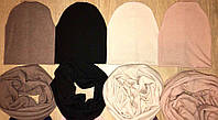 Женский набор (шапка+хомут)