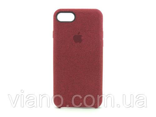 Нейлоновый чехол iPhone 7/8 (Красный) Nylon case