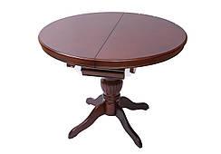 Круглый раскладной стол WT48 110 см Nuc