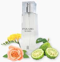 Парфюмированная вода LAMBRE, цветочно-цитрусовый аромат с нежным шармом, PARADIS WOMEN, 75 ml