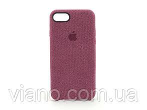 Нейлоновый чехол iPhone 7/8 (Розовый) Nylon case