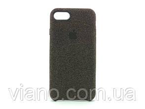 Нейлоновый чехол iPhone 7/8 (Тёмно-кортчневый) Nylon case