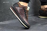 Кроссовки мужские New Balance 754 т.коричневые USA