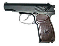 Пистолет пневматический KWC PM (km-44). Пневматика. Пистолет Макарова