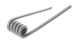 Спираль для бакомайзера, дрипки Fused Clapton Wire 0,3 Ом (Кантал А1- 2*0.5+0.2, 5 витков) готовая намотка