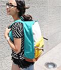 Рюкзак женский разноцветный, фото 2