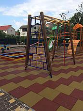 Детский гимнастический комплекс , фото 3