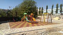 Детский гимнастический комплекс , фото 2