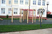 """Детский гимнастический комплекс """"Атлет-2"""", фото 3"""
