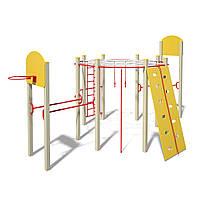 Детский гимнастический комплекс Атлет-2 InterAtletika