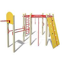 Детский гимнастический комплекс Атлет-1 InterAtletika
