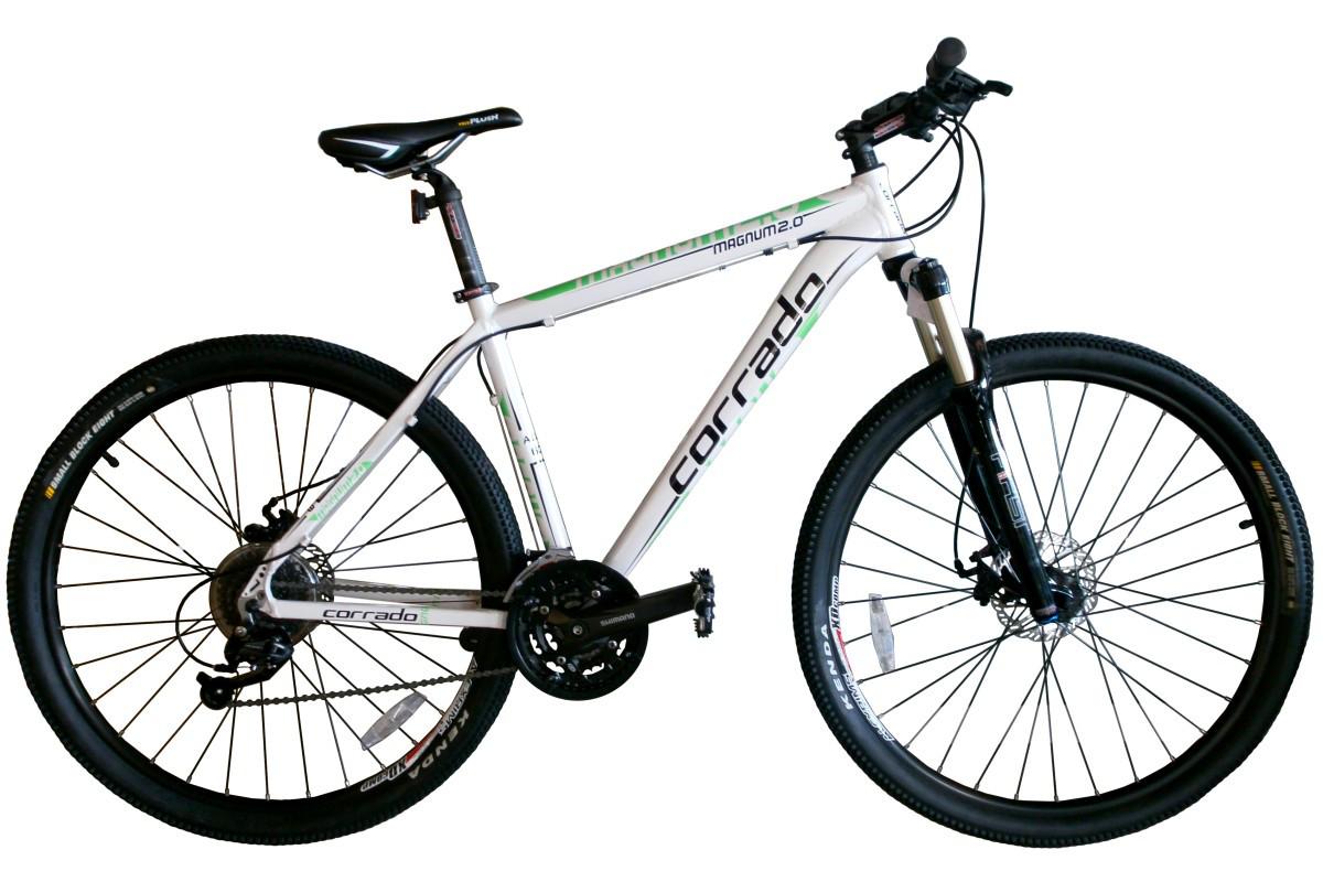 """Горный велосипед CORRADO MAGNUM 2.0 MTB 29"""" 19""""  Белый"""