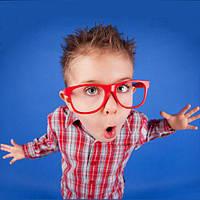 Детские очки для яркой фотосессии!