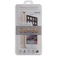 Защитное стекло на iPhone 5/5s