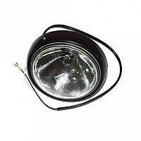 Фара круглая без лампы, металл, аналог ФГ150 и ФГ122 на а/м УаАЛ (Освар)