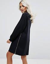 Новое платье-свитшот оверсайз ASOS, фото 3