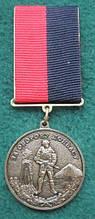 Медаль за оборону Донбасу + бланк