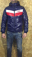 Стильная Молодежная мужская куртка демисезон осень весна 44-46 размер