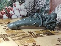 Нескромное мыло ЧЛЕН с голой девушкой, сидящей на его яйцах и слизывающей сперму. 16 см.