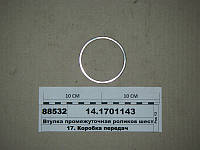 Втулка промежуточная роликов шестерни 4-й передачи КПП-14 (пр-во КАМАЗ)