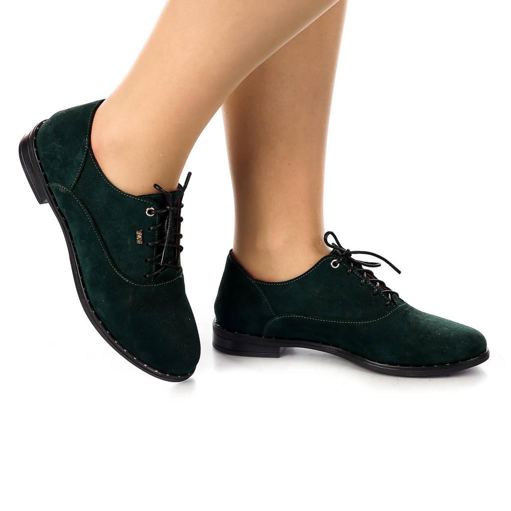 8090.2 | Женские туфли на шнуровке