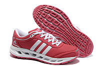 Кроссовки Adidas Running Shoes Pink White Cute Women Cc. Solution, фото 1