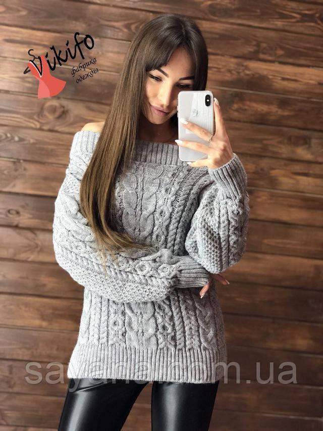 свитер модный
