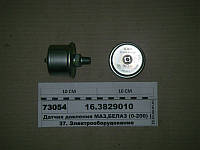 Датчик давления МАЗ,БЕЛАЗ (0-200) (пр-во Автоприбор)