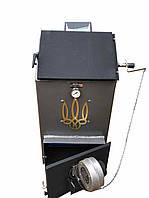 Холмова УНК 12 кВт котел длительного горения