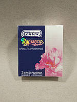 Contex - Презервативы Romantic 3шт/уп
