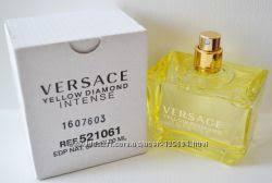 Тестер без крышечки Versace Yellow Diamond Intense