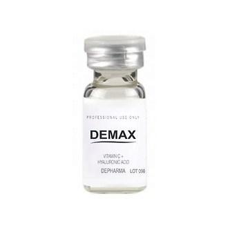 Витамин С + гиалуроновая кислота (порошок), DEMAX Nanotechnologies Vitamiv С + Hyaluronic