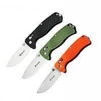 Нож Ganzo G724M (черный, зеленый, оранжевый), фото 1