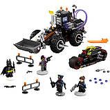 Конструктор LEGO 70915 Batman Movie Руйнівний напад Дволикого, фото 3
