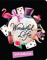 Мой личный дневник Смэшбук Wonderful life
