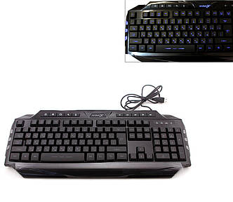Клавиатура HI-RALI-USB/HI-KB08/ lihgting & gaming