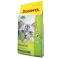 JOSERA SensiCat - корм для кошек с чувствительным пищеварением 10 кг