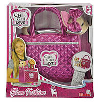 Собачка в сумочке Чи Чи Лав Модный гламур Chi Chi Love Glam Fashion (TM Simba) ОРИГИНАЛ!!!