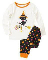 Пижама Веселый Хеллоуин    (Размер 3Т)  Crazy 8(США),