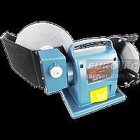 Точило 150 мм / 200 мм, кутове точило електричне Eurotec BG 106, кутовий точильний верстат, електронаждак, фото 1