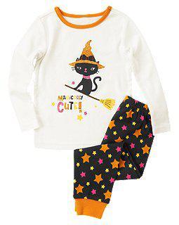 Піжама Веселий Хеллоуін (Розмір 5Т) Crazy 8 (США),