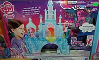 """Игровой набор Май Литл Пони """"Кристальный замок"""" My little Pony Hasbro ОРИГИНАЛ!!! B5255"""