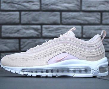 """Женские кроссовки Nike Air Max 97 """"Pink"""" Premium Рефлективные"""