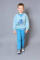"Реглан для мальчика ""Mountain bike"" (blue)"