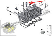 Втулка свечи зажигания BMW 11127570219 двиг. N62,N62N,N73 (OEM BMW)