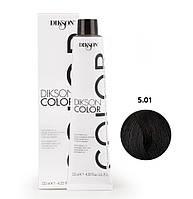Dikson Color Краситель для волос холодный натуральный Пепел 5.01 5NF, 120 мл