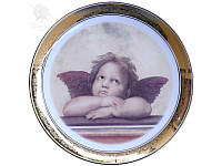 Тарелка декоративная «Мадонна с ребенком», d-33 см (1162-0-1496(0))