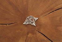 Чипборд Бутон розы