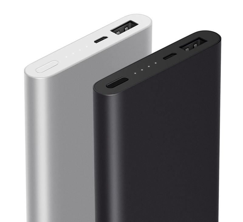 Внешний аккумулятор Xiaomi PowerBank 2 10000 мАч Оригинал